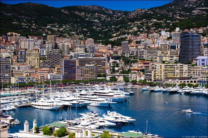 Путешествие в Монако