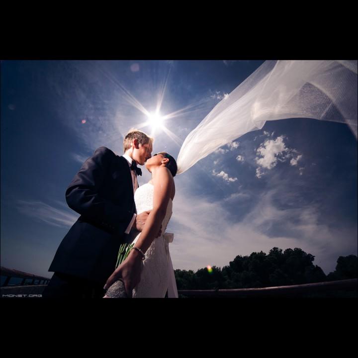 Красивая свадьба в Крыму