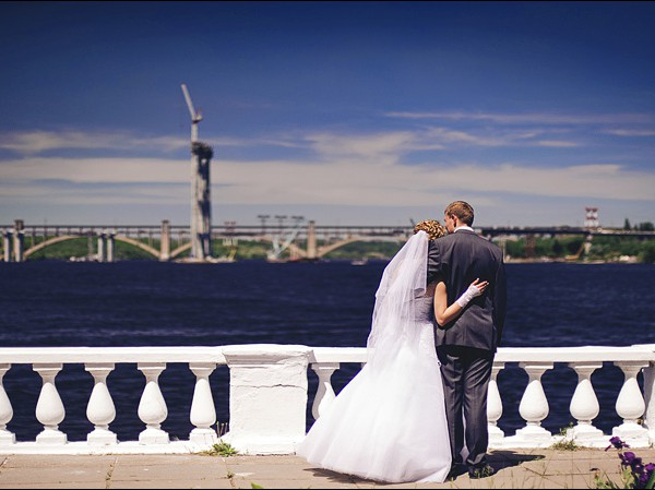 Свадьба в Запорожье