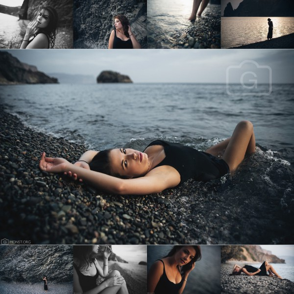 Фотосессия, портфолио, девушки, фотограф в Крыму